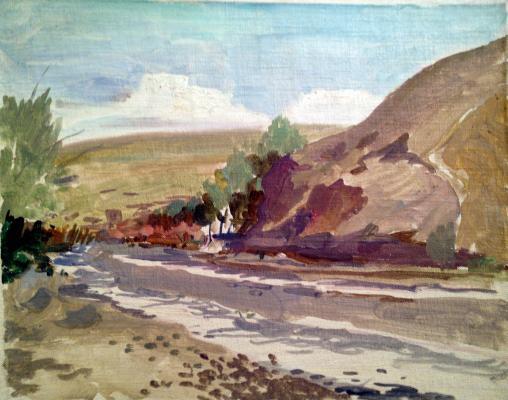 "Yershov I. A. ""Landscape."""