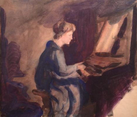 "Terpsikhorov N. B. ""Pianist ."""