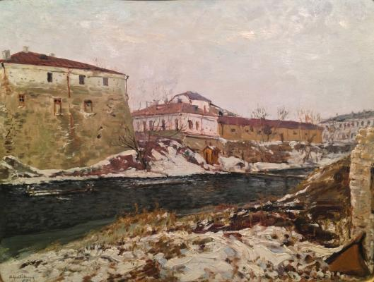 "Grabovsky I. M. ""Dubna river ."""