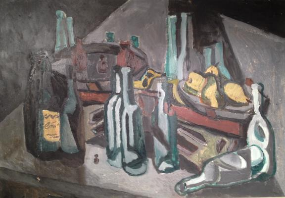 "Elkonin V. B. ""Scales and bottles"""