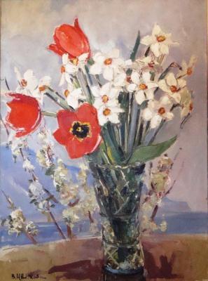 """Tsvetkova V. P. """"Daffodils ."""""""