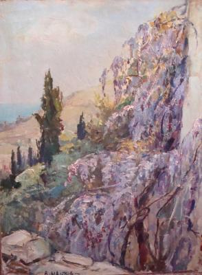 "Tsvetkova V. P. ""Brave corner of Yalta. """