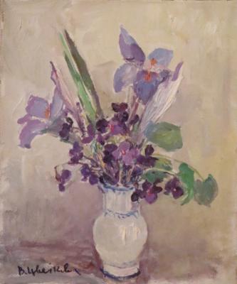 """Tsvetkova V. P. """"Spring flowers."""""""