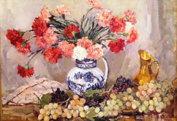 "Tsvetkova V. P. ""Carnations ."""