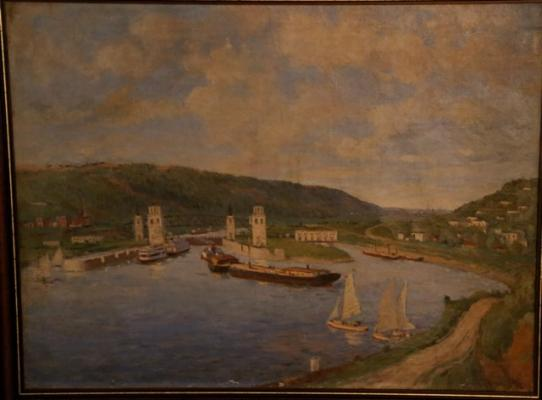 "Polyakov K. G. ""Moscow Canal ."""