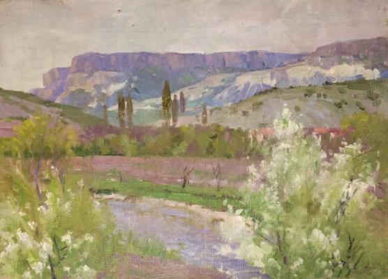 """Glebov F. P. """"Landscape."""""""