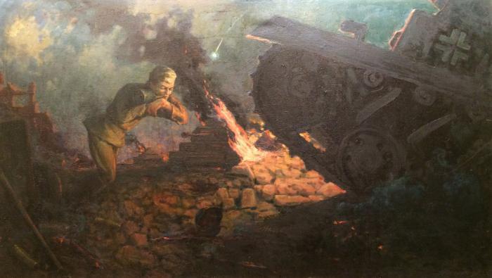 "Penzov I. A. ""Vani feat Fedorova- Heroes of Stalingrad."""