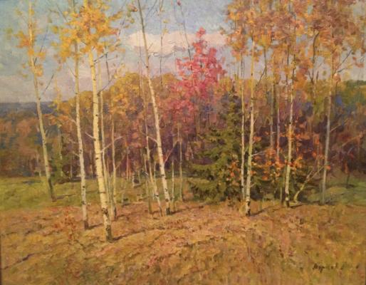 """Markov L. V. """"Autumn."""""""