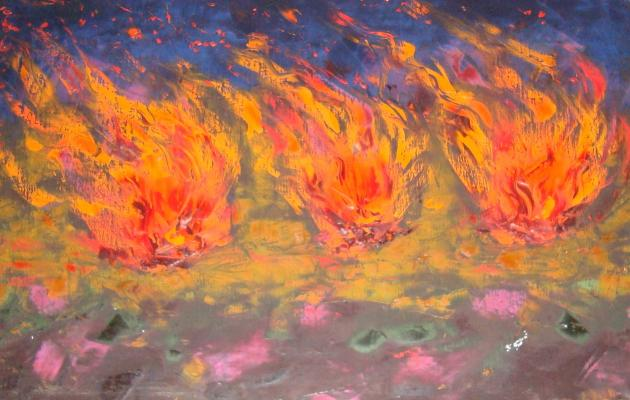 """Vasilyev MON Y. """"Bonfires"""""""