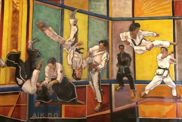 "Abramov R. F. ""Karate. Aikido."""