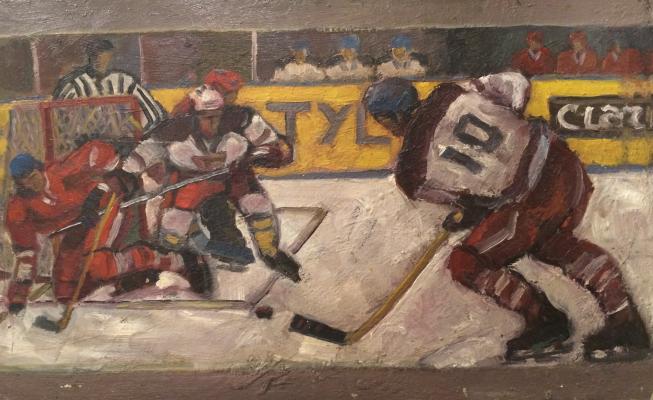 """Abramov """"Hockey."""""""