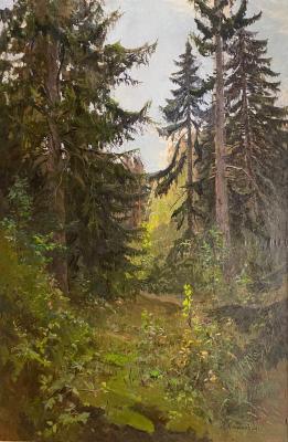 "Nefedova L. S. ""Forest."""