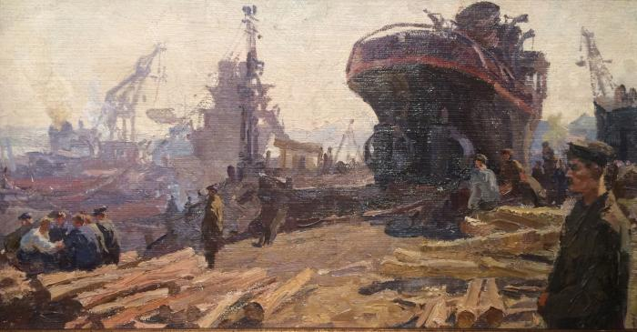 "Suzdaltsev M. A. ""Shipyard"""