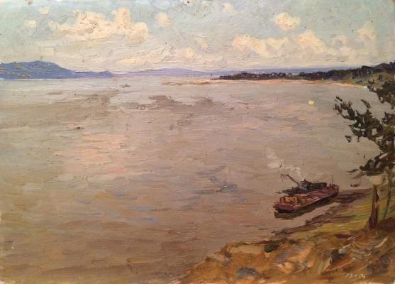 """Filatov G. V. """"Zhigulevskoye sea"""""""