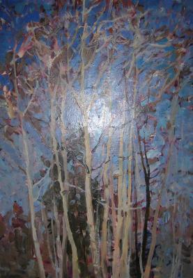 """Pimenov N. N. """"May Day blue."""""""