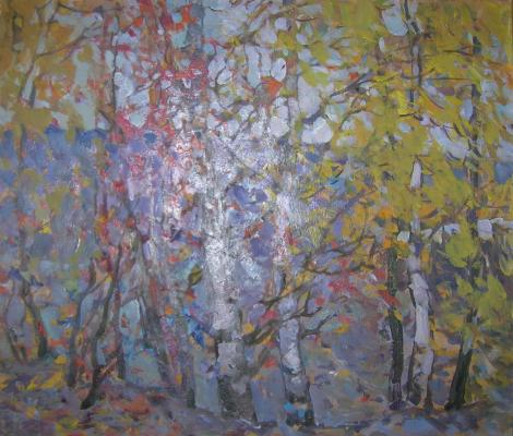 "Pimenov ""Autumn."""