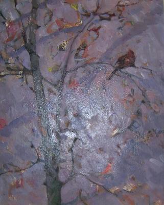 """Pimenov N. N. """"Eve of October."""""""