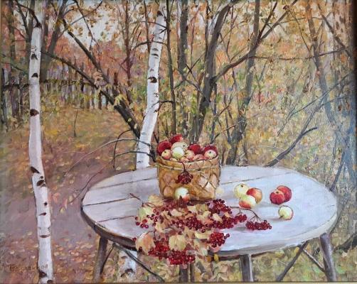 """Garden autumn."""