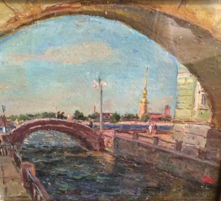 "Veydemanis E. K. ""Saint Petersburg."""