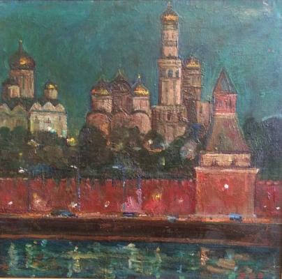"""Veydemanis E. K. """"Kremlin cathedrals."""""""