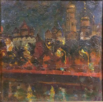 """Veydemanis E. K. """"Kremlin cathedrals"""""""