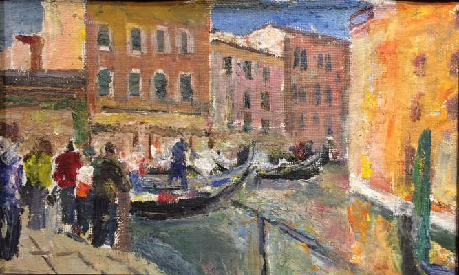 "Veydemanis E. K. ""Venice."""
