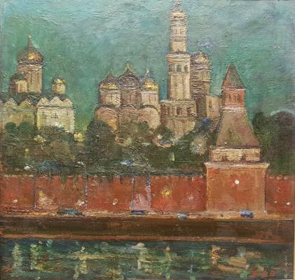 Вейдеманис Эгиль Карлович. Кремлёвские соборы