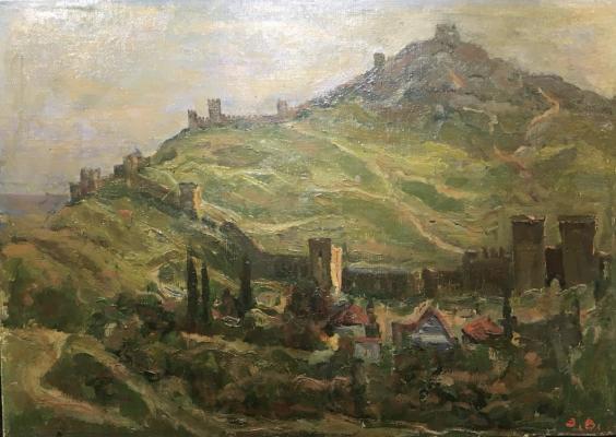 Вейдеманис Эгиль Карлович. Крепость Венецианцев
