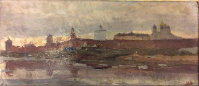 Вейдеманис Эгиль Карлович. Новгородский Кремль