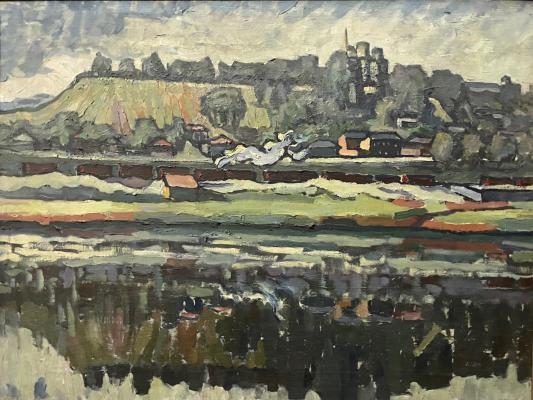 Захаров Павел Григорьевич. Владимир