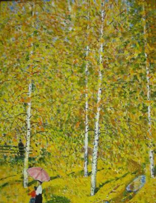 "Yakupov K. A. ""Autumn"""