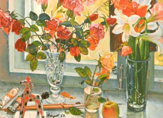 "Yakupov K. A. ""Roses."""