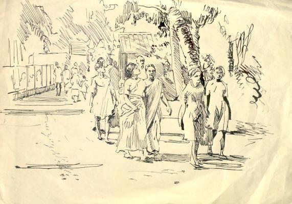 Бантиков Андрей Сергеевич. Индия