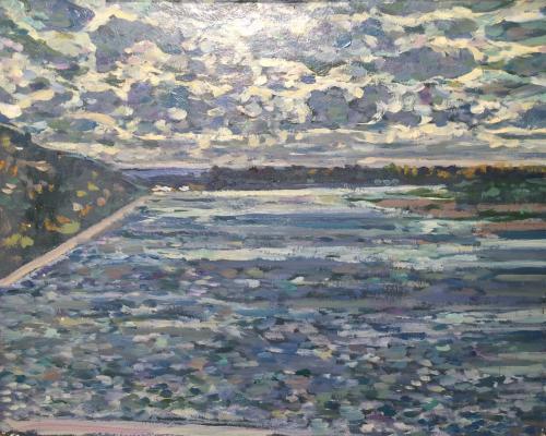 """Domashnikov B. F. """"White River."""""""