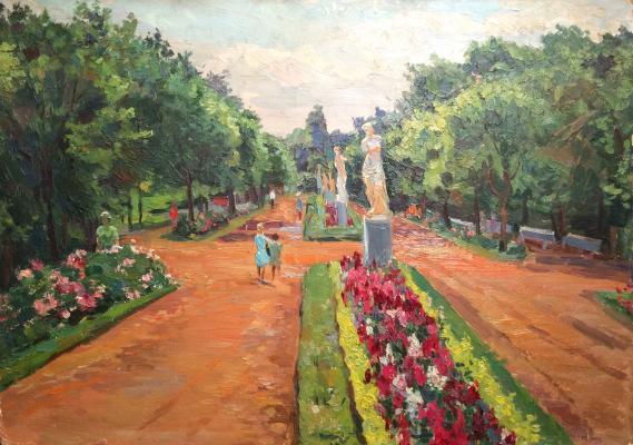 "Skorubskaya N. V. ""Walk in the park."""