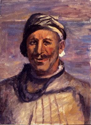 """Bogdanov A. N. """"Turk Fisher"""""""