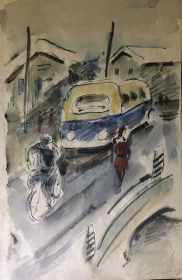 """Vedernikov A. S. """"Road."""""""