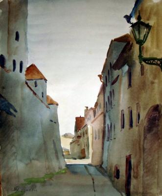 """Vedernikov A. S. """"Tallinn"""""""
