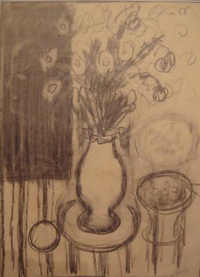 """Vedernikov A. S. """"Still Life with Flowers"""""""