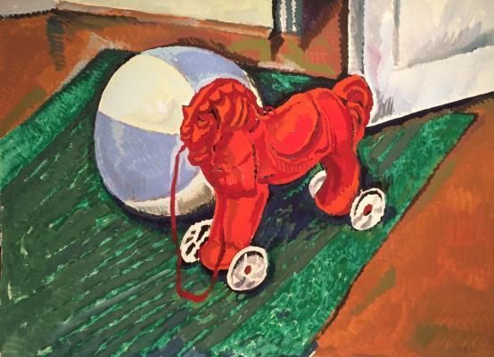 """Titov """"Red Horse"""""""
