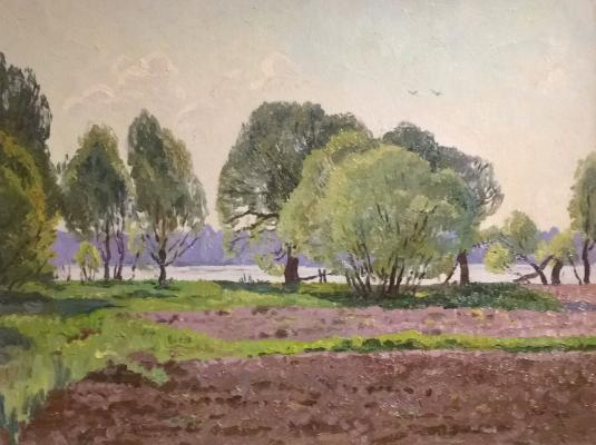 """Titov A. M. """"Spring plowing."""""""