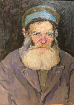 "Titov A. M. ""The old man - spade beard."""
