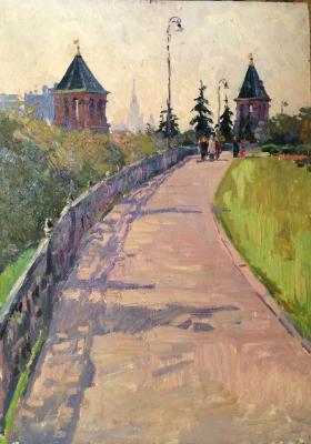 """Anatoly Mikhaylovich Titov """"Kremlin."""""""