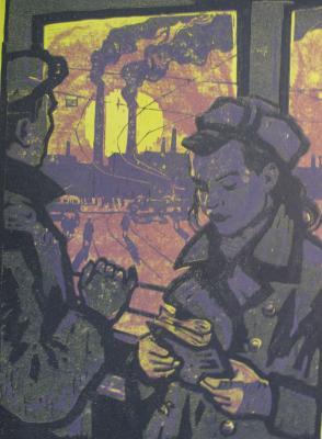 Назаров Константин Борисович. Рабочие будни
