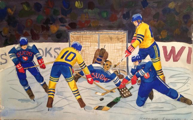 """Nazarov K. B. """"Hockey"""""""