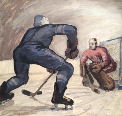 """Nazarov K. B. """"Hockey."""""""