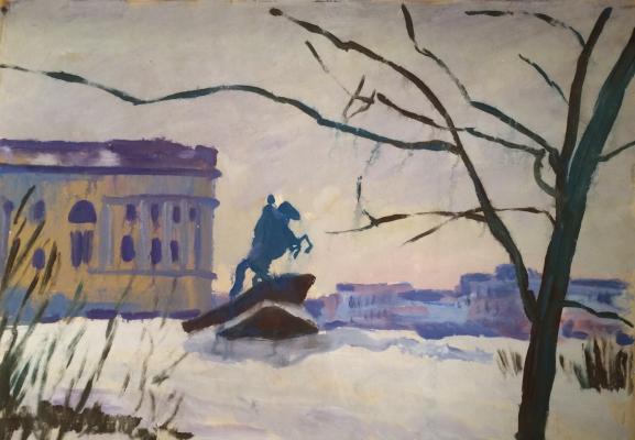 """Nazarov K. B. """"Leningrad"""""""