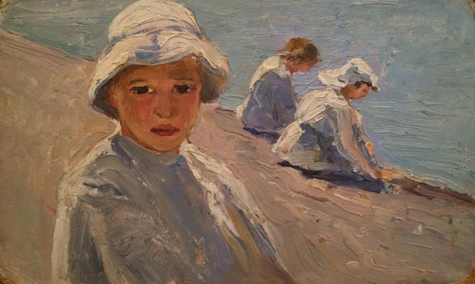 "Grigoryants K. ""On the shore"""