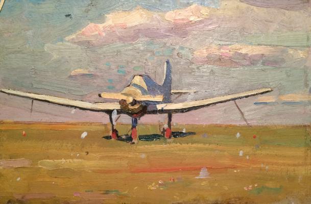"""Kozlenkov Y. A. """"Aircraft"""""""