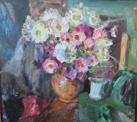 "Korobushkin Y. G. ""Flowers"""